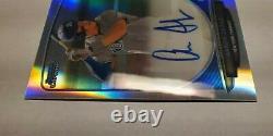 2013 Bowman Chrome AARON JUDGE Refractor RC Auto Rookie SP Autograph NY Yankees