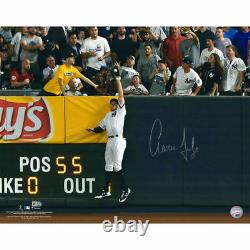 AARON JUDGE Autographed 16 x 20 ALDS Game 3 Photograph FANATICS