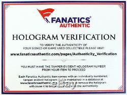 AARON JUDGE Autographed Rookie Home Run Record 52 MLB Baseball FANATICS LE 10/99