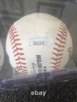 AARON JUDGE NEW YORK YANKEES JSA Letter/ Hologram AUTHENTICATED SIGNED Baseball