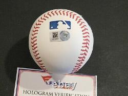 AARON JUDGE Signed / Autographed Official Major League Baseball Fanatics COA