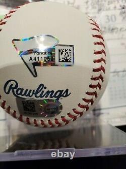 Aaron Judge 2018 MLB All-Star Signed Baseball