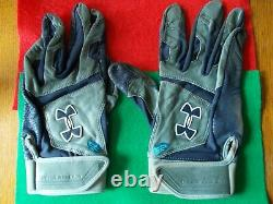 Aaron Judge-(2)signed Game Used Batting Gloves 2015 Coa Included Yankees