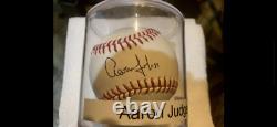 Aaron Judge #99 Signed OAL Baseball
