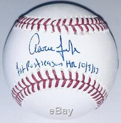 Aaron Judge Autograph New York Yankees Signed MLB Auto Baseball FANATICS #46/99