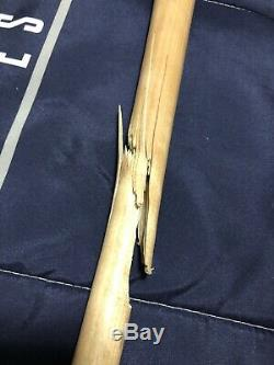 Aaron Judge Autographed Broken Bat