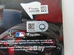 Aaron Judge Autographed New York Yankees 8 x 10 Photo COA Fanatics