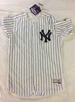 Aaron Judge Autographed New York Yankees Majestic Baseball Jersey Fanatics