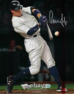 Aaron Judge Autographed/Signed New York Yankees 8x10 Photo FAN 29943