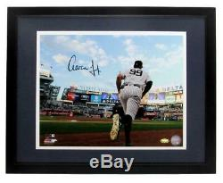 Aaron Judge NY Yankees Signed/Autographed 11x14 Photo Framed Steiner 148201