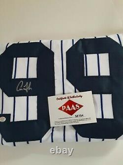 Aaron Judge New York Yankees #99 Signed Auto Authenticated Baseball Jersey Coa