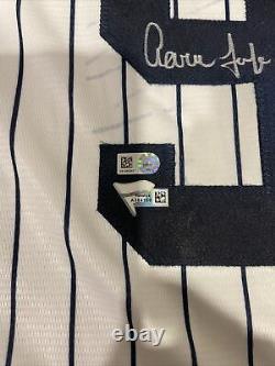Aaron Judge New York Yankees Autographed White Nike Majestic Jersey Fanatics