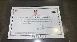 Aaron Judge New York Yankees Game Used Signed Bat 2018 Uncracked Judge LOA