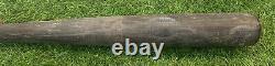 Aaron Judge New York Yankees Game Used Signed Bat PSA GU 10 2018 Heavy Use