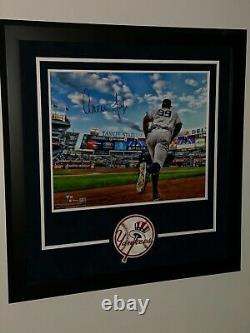 Aaron Judge New York Yankees MLB & Fanatics Authentic Signed/Auto 16x20 Photo