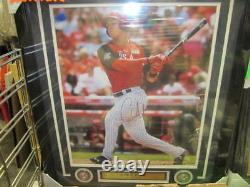 Aaron Judge New York Yankees Signed 16x20 Framed Futures Game Photo COA