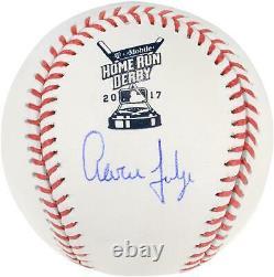 Aaron Judge New York Yankees Signed 2017 Home Run Derby Baseball Fanatics