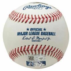 Aaron Judge New York Yankees Signed Rawlings MLB Baseball Fanatics MLB