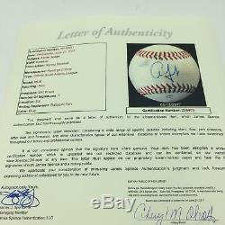 Aaron Judge Pre Rookie Signed 2014 Game Used Minor League Baseball JSA COA