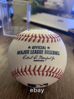 Aaron Judge SS ROMLB Withcube! Signed IP