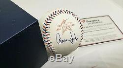 Aaron Judge Signed 2017 All Star Baseball Fanatics Mlb Holo Coa Flawless! $499