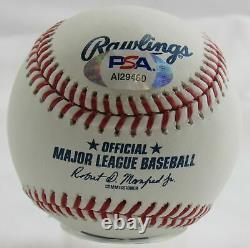 Aaron Judge Signed Auto Autograph Rawlings Baseball PSA/DNA AI29460