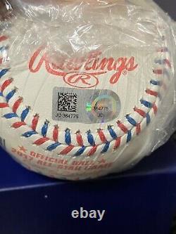 Aaron Judge Signed Autograph 2017 All Star Baseball Fanatics Mlb Coa Ny Yankees