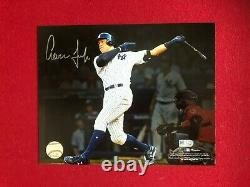 Aaron Judge (Yankees), Autographed (MLB) 8 x 10 Color Photo