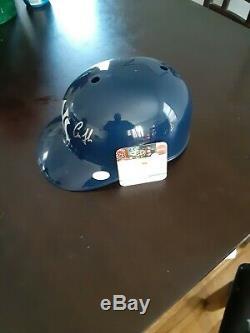 Aaron Judge-signed Ny Batting Helmet 2017 Coa Included