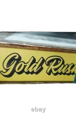 Gold Rush 2021 Autographed Multi-Sport Jersey New Factory Sealed Series 2 Box