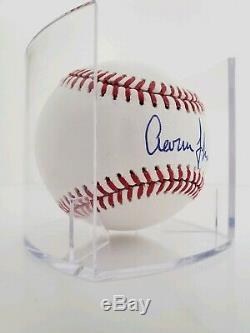 NY Yankees Aaron Judge Signed Official Major League Baseball with Beckett COA