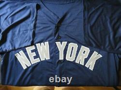 New York Yankees Aaron Judge Hand Signed Jersey Todd Mueller COA