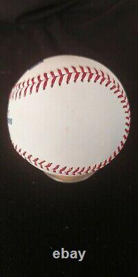 Perfect 10 AARON JUDGE signed OML Selig JSA PSA guaranteed to pass NY Yankees